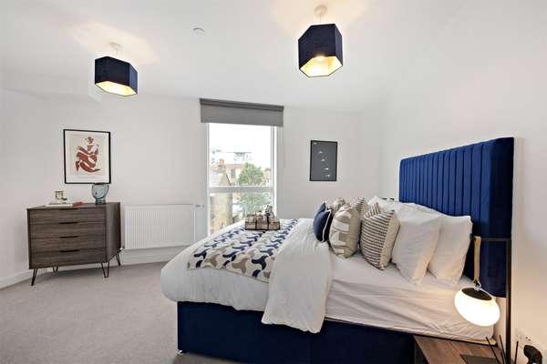 Bedroom Showflat