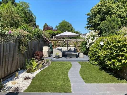 Garden May 2020