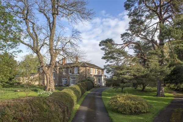 Bishopstone House