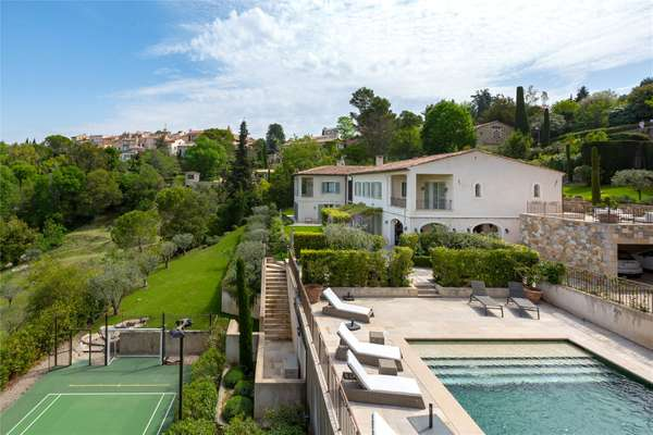 Rental Villa Mougins