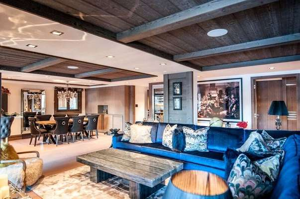 3 Bedroom Courchevel