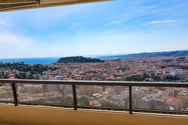 Views Over Nice