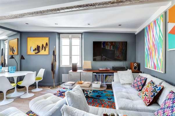 St Tropez Apartment