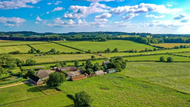 Newton Peveril Farm