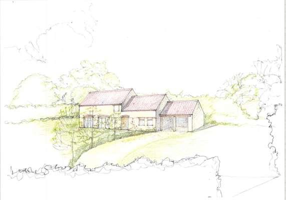 Architect's Sketch