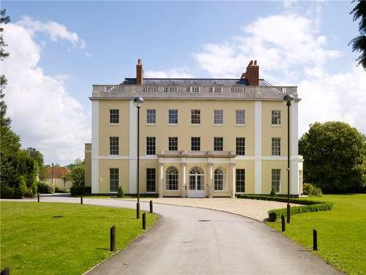 Westhorpe House