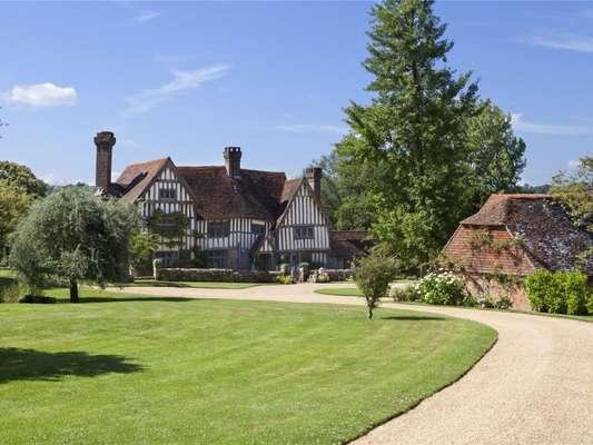 House & Little Barn