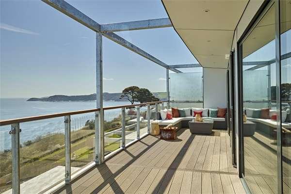 Cliff House Balcony
