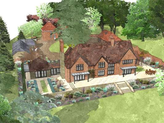 Proposed New House