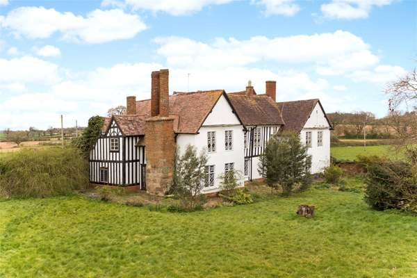 Wood Bevington Manor