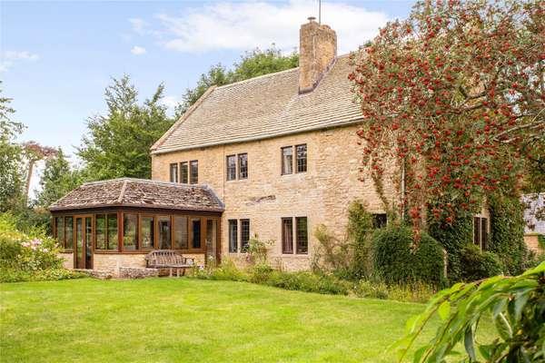 The Old Barn House