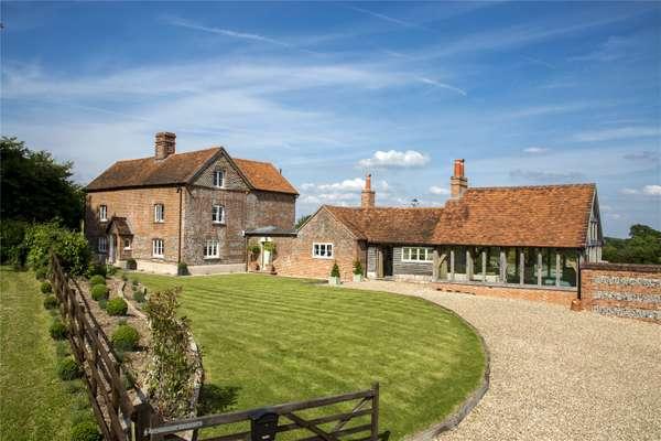 Norman Farm House