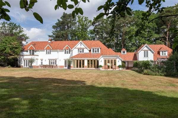 Bucklebury House