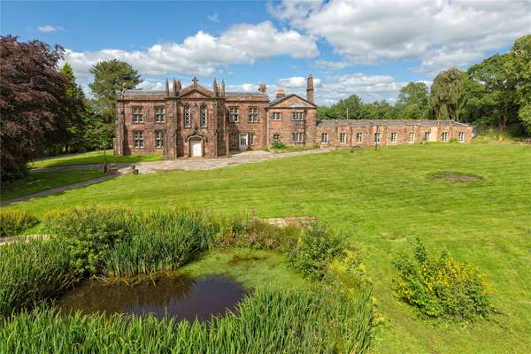 Wetley Abbey