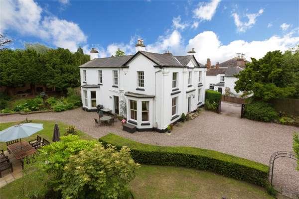 Chetwynd End House