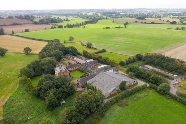 Brockton Hall Barns