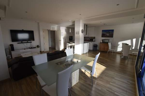 Penthouse in Europlaza
