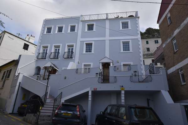 Semi Detached House in Gibraltar - Town Area