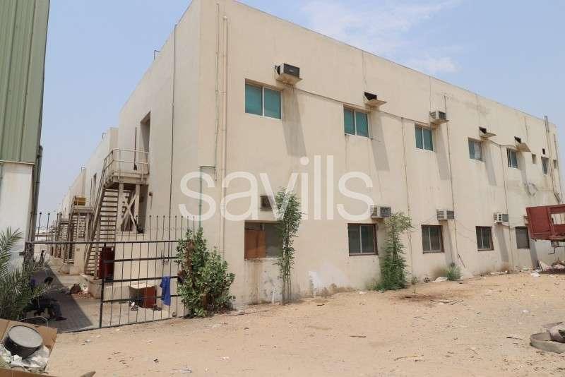 Savills | Freehold plot in proximity to China Mall, Al Jurf, Ajman