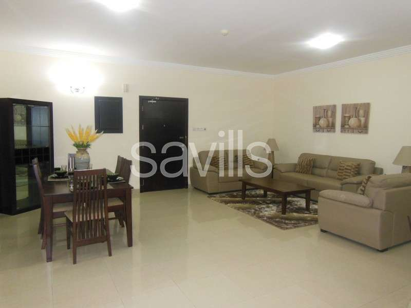 Savills | 2 Bedroom 3 Bath FF 550 BD in Juffair, Al Juffair, Capital |  Properties to rent