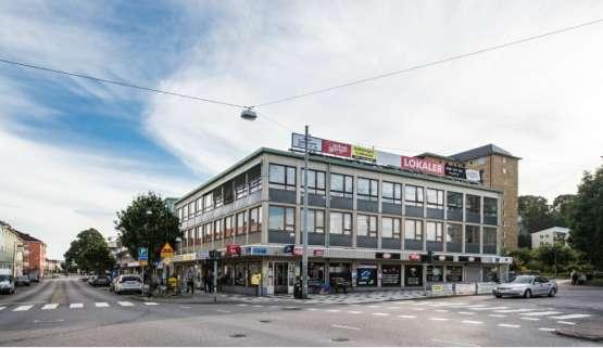 Hisingsgatan 28-30, byggnad