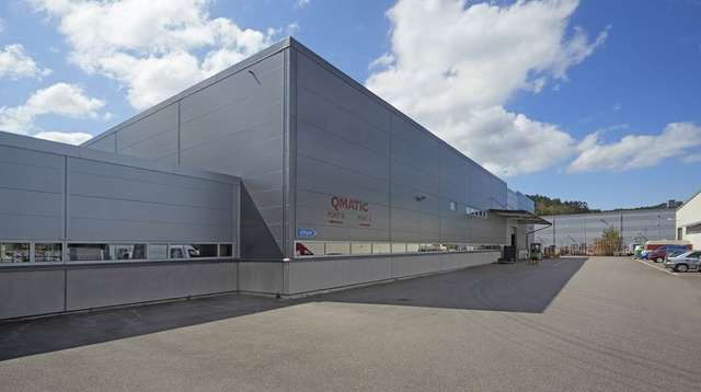 neongatan 8, 3600 kvm lager och kontor
