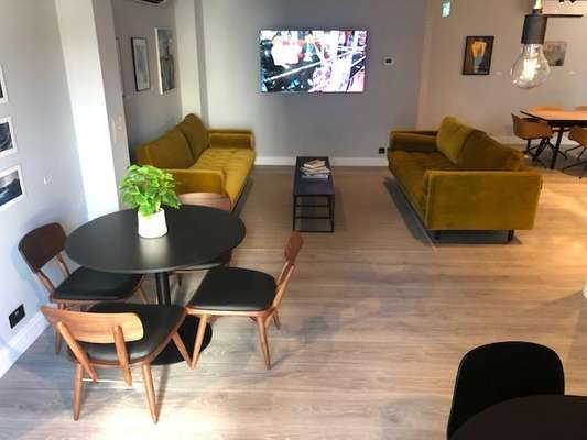 Residents main lounge
