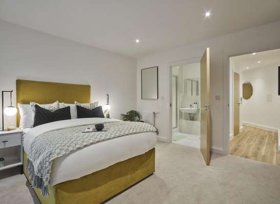 Bedroom en-suite