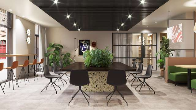Co -Working Space